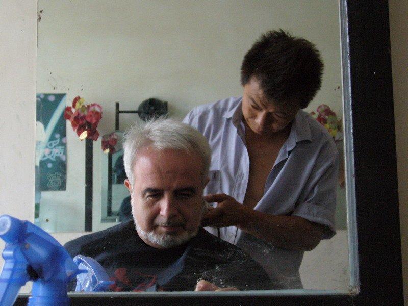 la coupe de cheveux 1